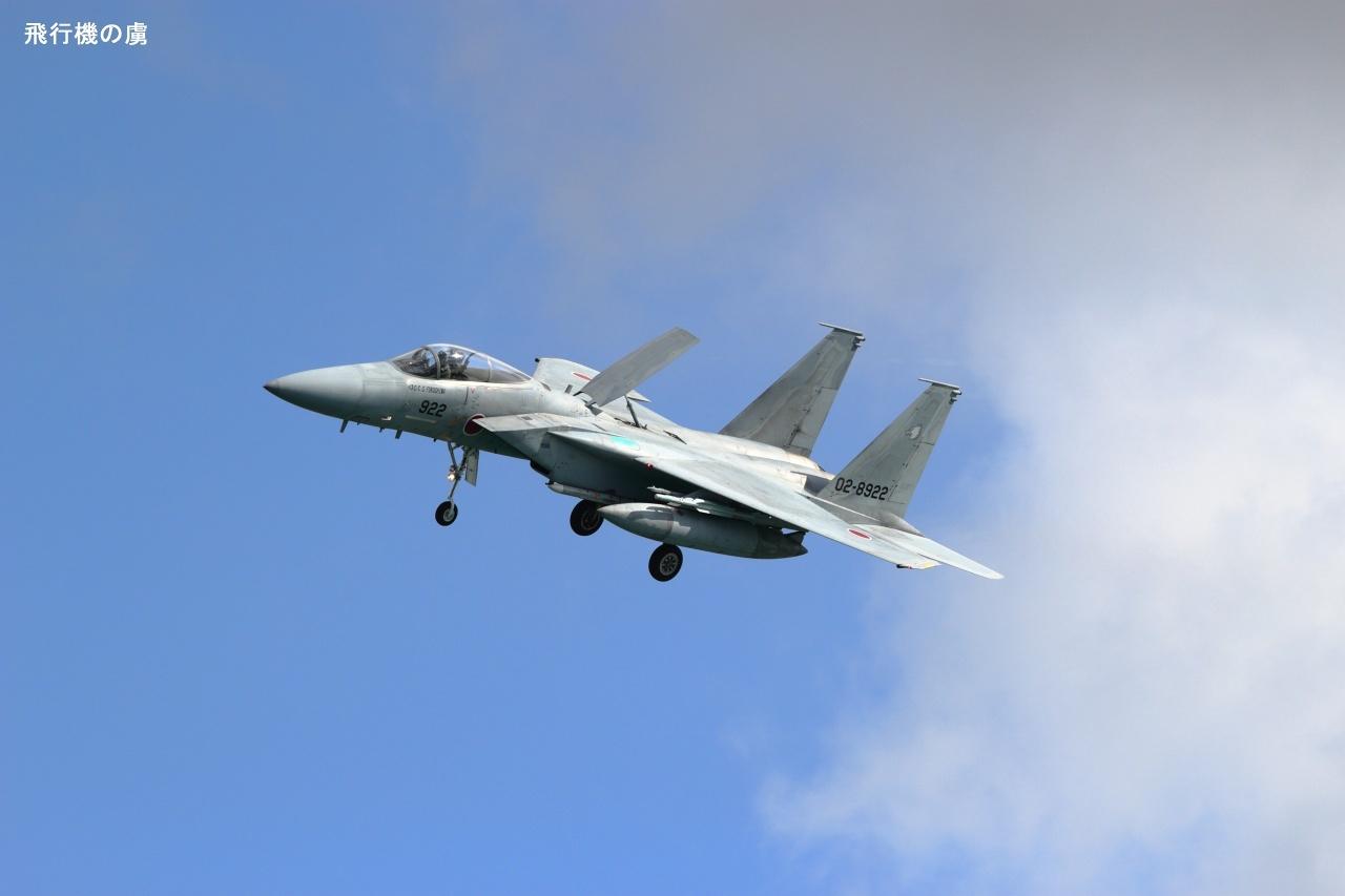 雲があればこそ  F-15  航空自衛隊_b0313338_02163997.jpg