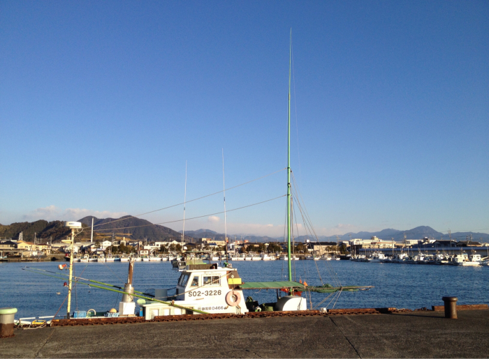 前回のリフォームの続き     小さな港町_d0099845_15572232.jpg