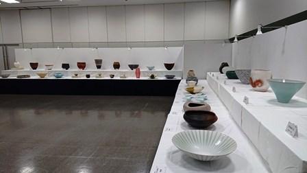 作業日誌(「第25回日本陶芸展九州展」作品搬入展示作業)_c0251346_16062050.jpg