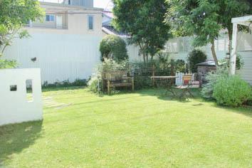 9月の芝生*_a0184348_14325594.jpg