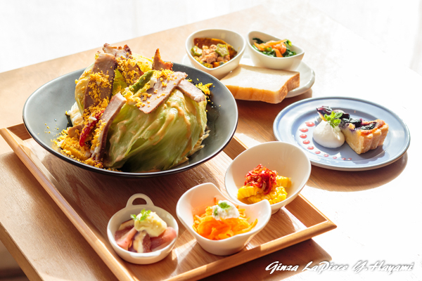 料理の風景 カフェの新メニュー_b0133053_00502326.jpg