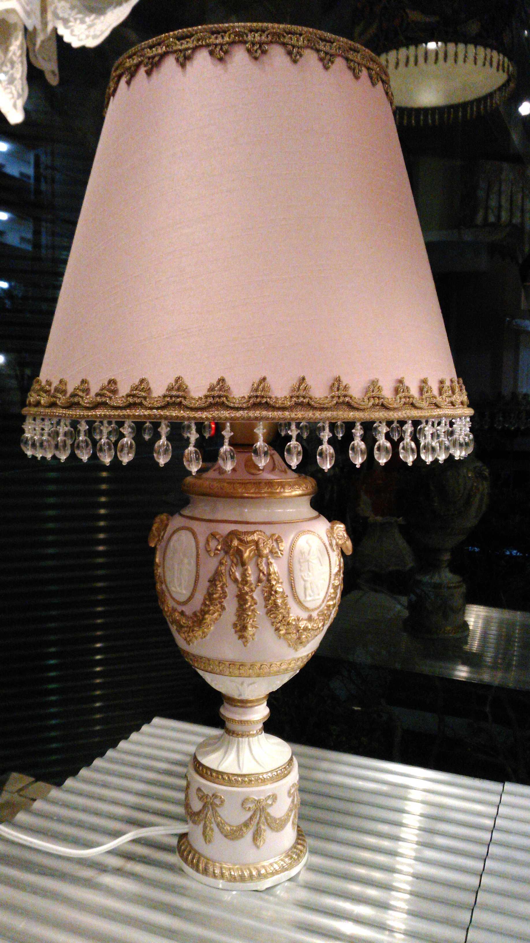 ランプシェード製作 ウィリアムモリス正規販売店のブライト_c0157866_19231920.jpg