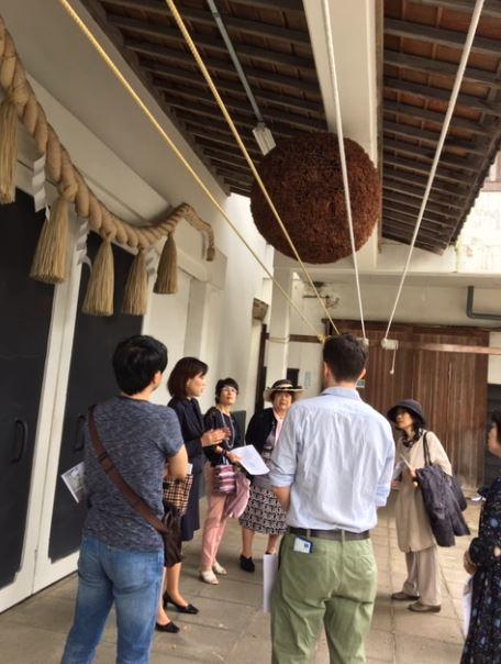 石川酒造見学 英語ツアー&日本酒クイズ_c0351279_11094177.jpg