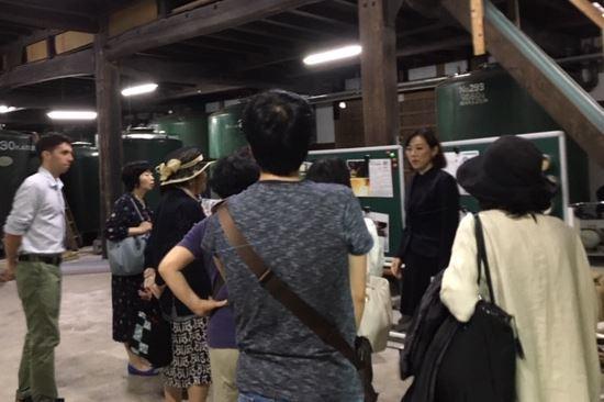 石川酒造見学 英語ツアー&日本酒クイズ_c0351279_11100996.jpg