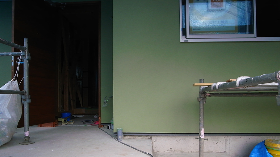 撥水効果のある外壁_b0061387_06333323.jpg
