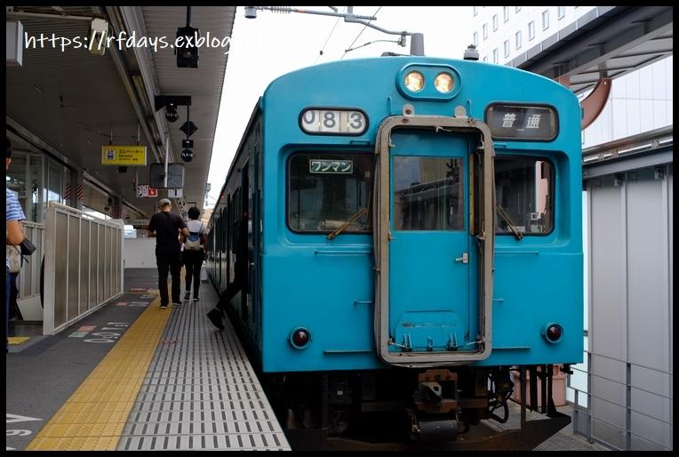 JR西日本 103系・105系探訪記(9/16・祝、その2)_f0139991_22032653.jpg