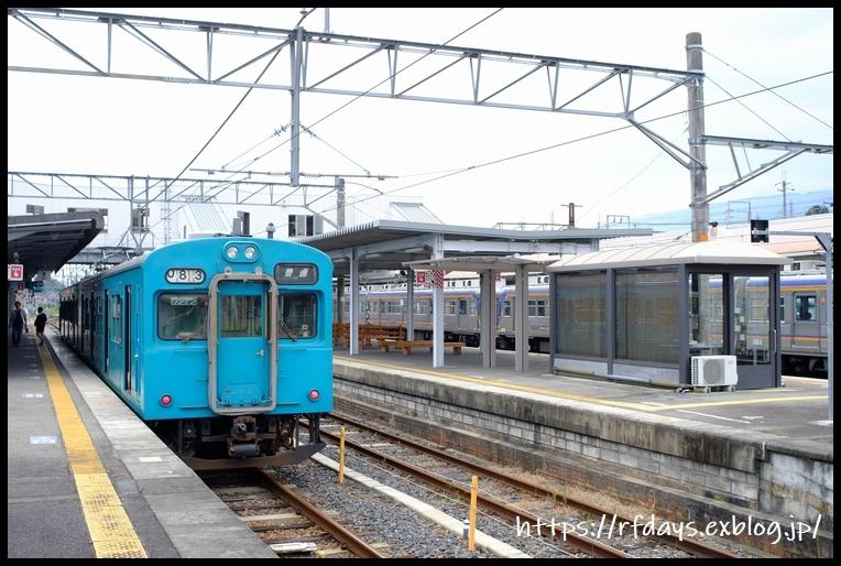 JR西日本 103系・105系探訪記(9/16・祝、その2)_f0139991_22045688.jpg