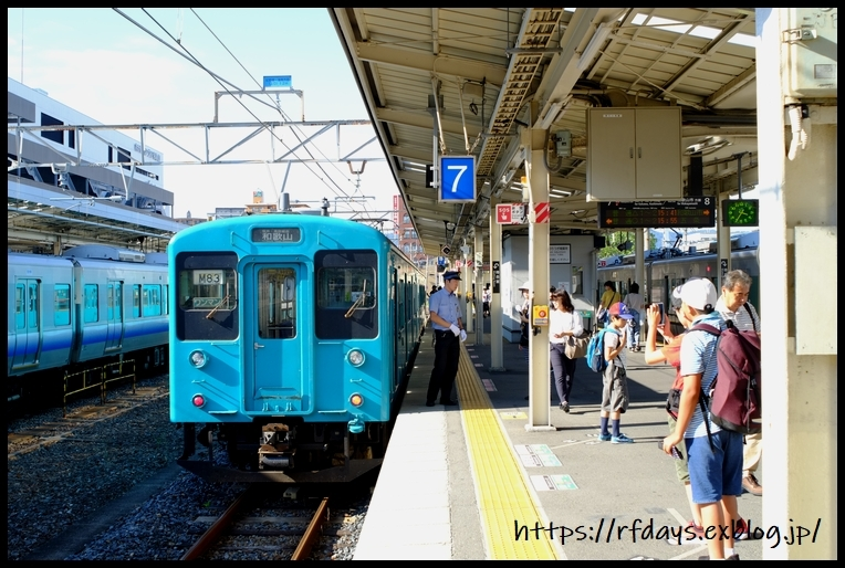JR西日本 103系・105系探訪記(9/16・祝、その2)_f0139991_22045749.jpg