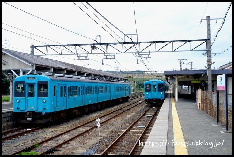 JR西日本 103系・105系探訪記(9/16・祝、その2)_f0139991_22045999.jpg