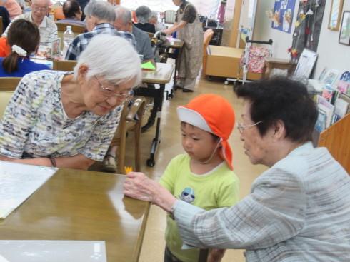【南品川園】高齢者交流会_a0267292_17153368.jpg
