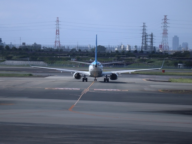 藤田八束の楽しい飛行場@伊丹空港が一段と楽しくなりました。楽しいラッピング飛行機・・・子供達大喜び_d0181492_06344169.jpg