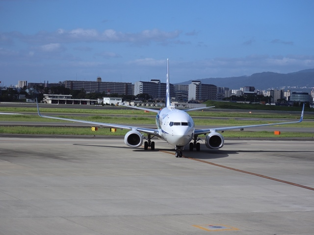 藤田八束の楽しい飛行場@伊丹空港が一段と楽しくなりました。楽しいラッピング飛行機・・・子供達大喜び_d0181492_06345012.jpg