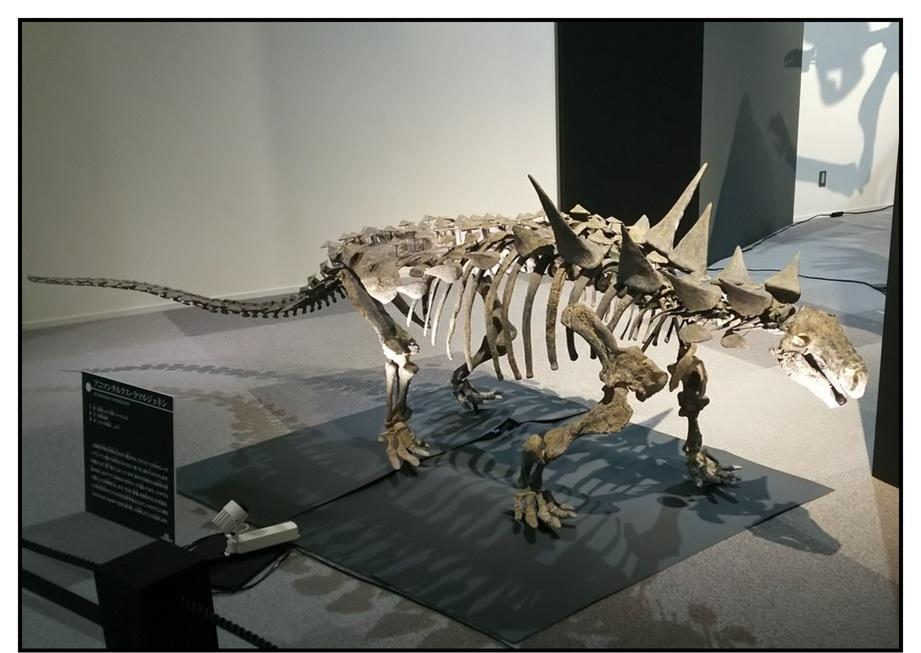 【漫画で雑記】青森大恐竜展2019は撮影可能!!_f0205396_14440232.jpg