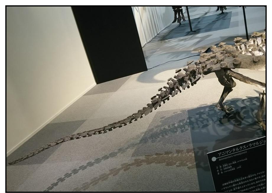 【漫画で雑記】青森大恐竜展2019は撮影可能!!_f0205396_14442584.jpg