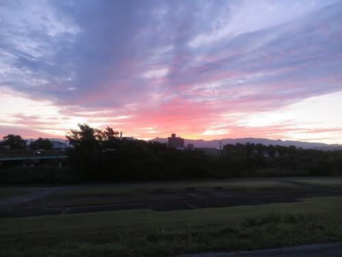 朝の散歩、2019.9.30_c0075701_05525552.jpg