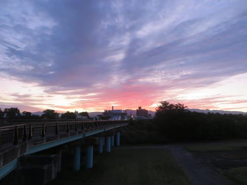 朝の散歩、2019.9.30_c0075701_05531508.jpg
