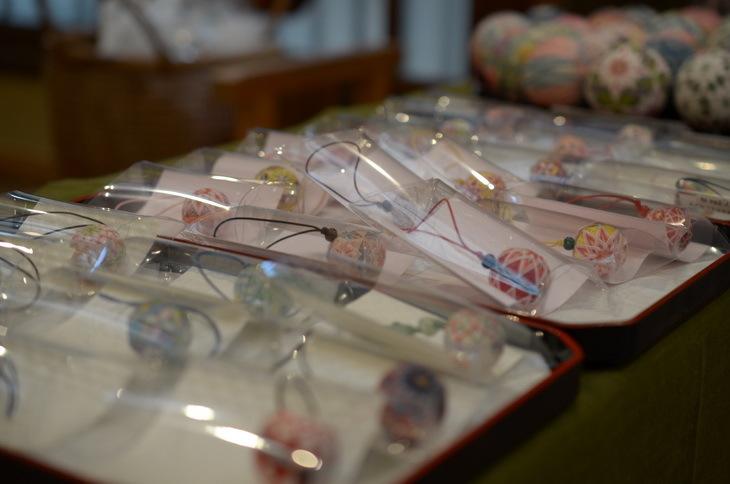 讃岐の手まり作品展~イベントレポ~_b0186205_10190907.jpg