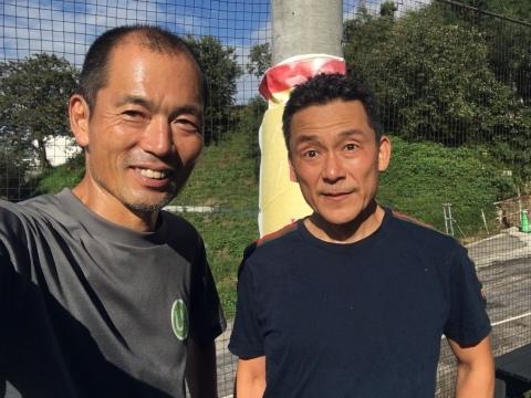 ゆるUNO 9/23(月・祝) at UNOフットボールファーム_a0059812_17565278.jpg