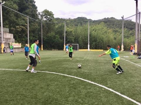 ゆるUNO 9/23(月・祝) at UNOフットボールファーム_a0059812_17590542.jpg