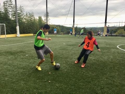 ゆるUNO 9/23(月・祝) at UNOフットボールファーム_a0059812_18012924.jpg