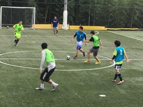 ゆるUNO 9/23(月・祝) at UNOフットボールファーム_a0059812_18015233.jpg