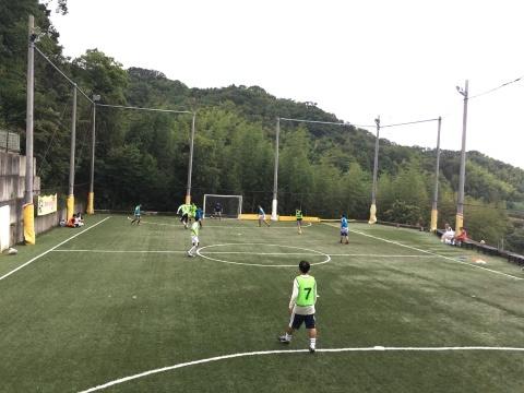 ゆるUNO 9/23(月・祝) at UNOフットボールファーム_a0059812_18020401.jpg