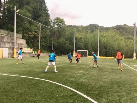 ゆるUNO 9/23(月・祝) at UNOフットボールファーム_a0059812_18035121.jpg