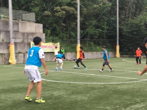 ゆるUNO 9/23(月・祝) at UNOフットボールファーム_a0059812_18035660.jpg