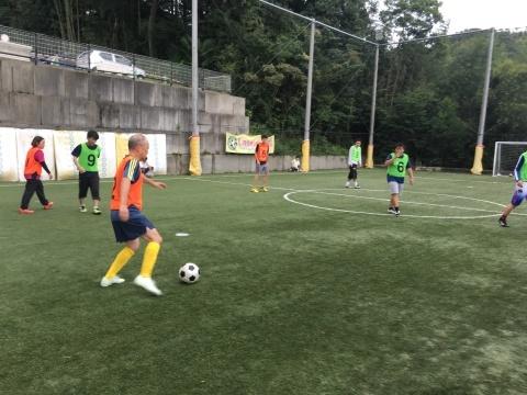 ゆるUNO 9/23(月・祝) at UNOフットボールファーム_a0059812_18040596.jpg