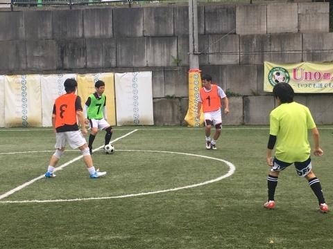 ゆるUNO 9/23(月・祝) at UNOフットボールファーム_a0059812_18042382.jpg