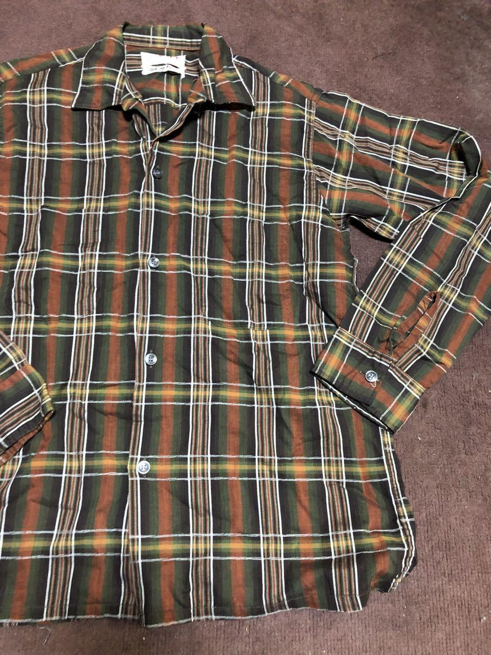 アメリカ仕入れ情報#42 60s E&W オープンカラー、ボックスシャツ!_c0144020_13251951.jpg