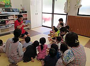 Nakayoshi Nursery English Play time #1_e0325335_1191589.jpg
