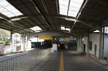 近畿日本鉄道信貴線・西信貴鋼索線 信貴山口駅_e0030537_22121140.jpg