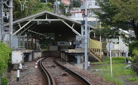 近畿日本鉄道信貴線・西信貴鋼索線 信貴山口駅_e0030537_22121661.jpg