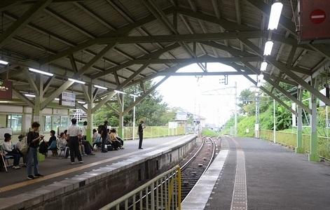 近畿日本鉄道信貴線・西信貴鋼索線 信貴山口駅_e0030537_22121705.jpg
