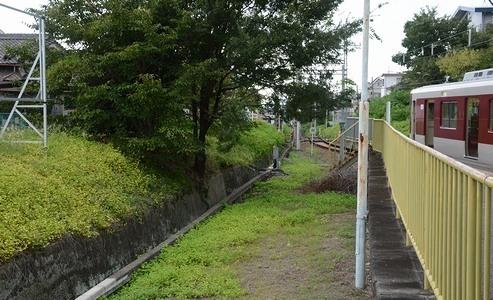 近畿日本鉄道信貴線・西信貴鋼索線 信貴山口駅_e0030537_22121778.jpg