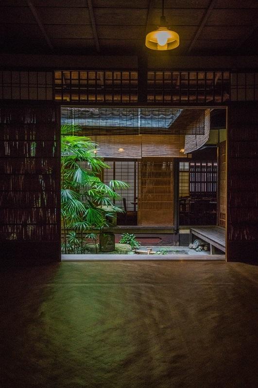 京の夏の旅~吉田家住宅_e0363038_13400473.jpg