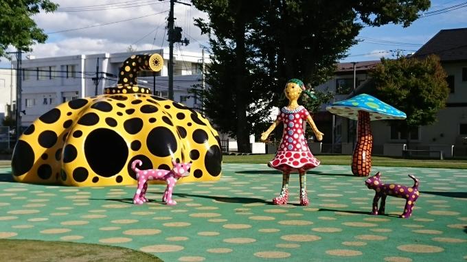 十和田市現代美術館アート広場_c0350439_23174126.jpg