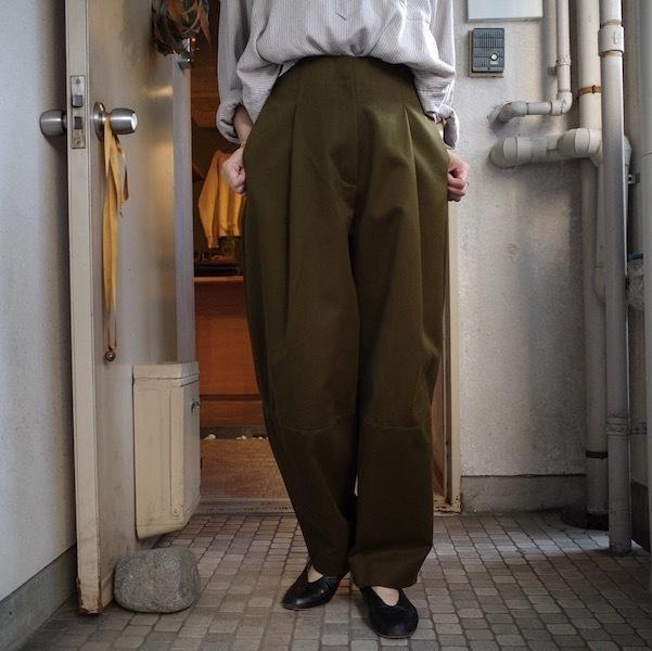 ストライプシルクシャツ_d0364239_19572450.jpg