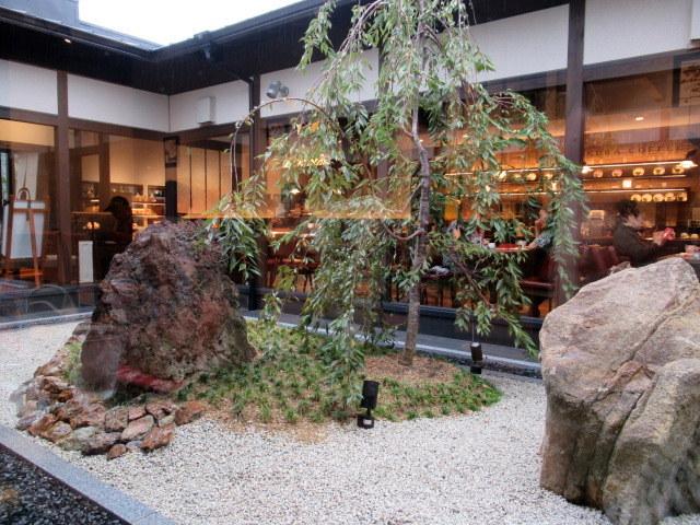 南大阪・桜珈琲 * 桜のある中庭が素敵なカフェ♪_f0236260_15291412.jpg