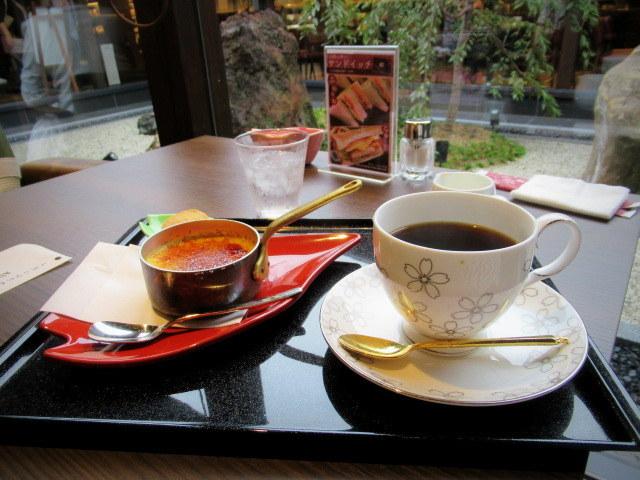 南大阪・桜珈琲 * 桜のある中庭が素敵なカフェ♪_f0236260_15295742.jpg