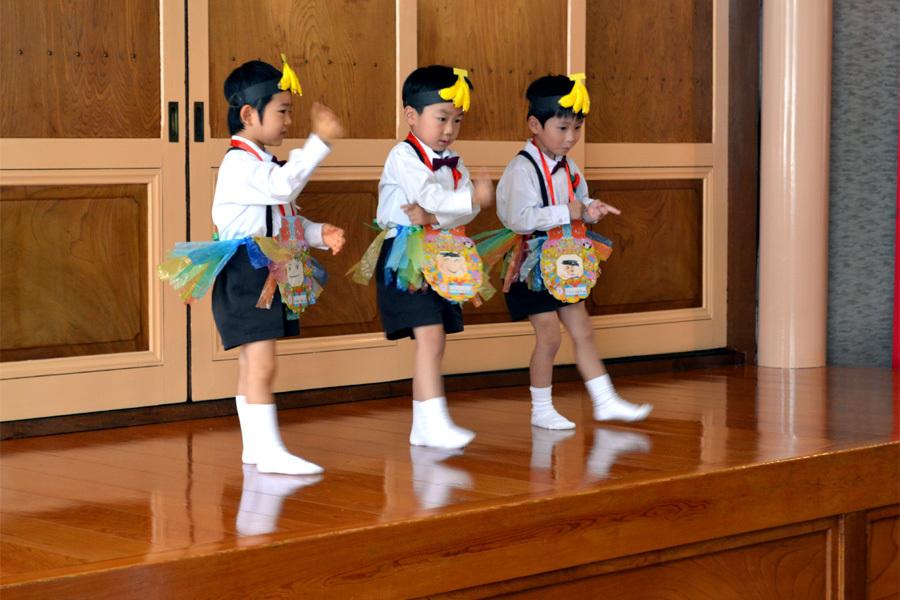 上宮第一幼稚園「お誕生会」_d0353789_15590877.jpg