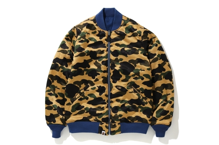 TIGER EMBROIDERY REVERSIBLE JACKET_a0174495_17470702.jpg
