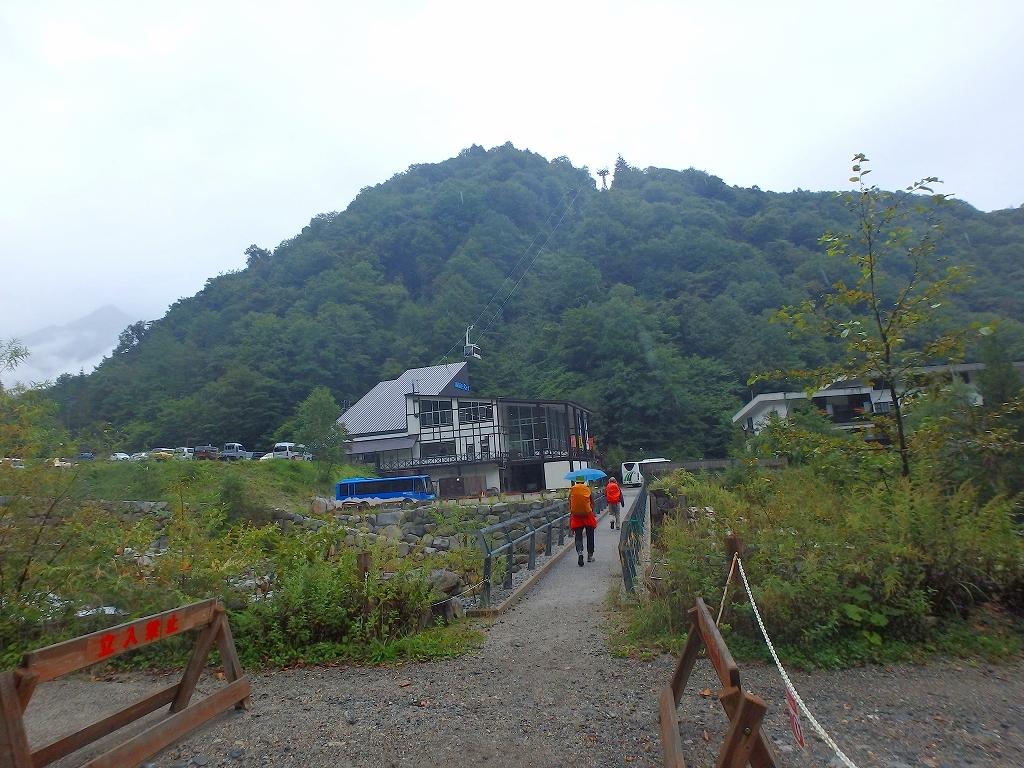 鏡平山荘から下山、2019.9.21_f0138096_22554674.jpg