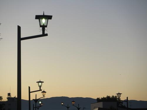 朝の散歩、2019.9.30_c0075701_06104043.jpg