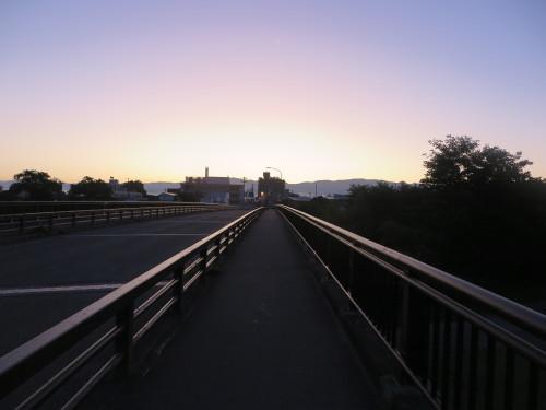 朝の散歩、2019.9.30_c0075701_06131157.jpg