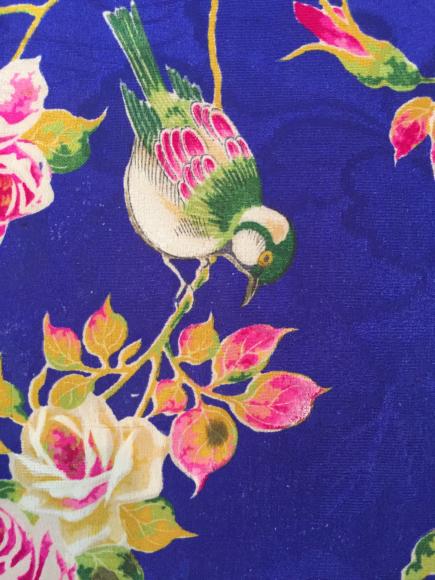 9/28より!目黒不動前「空フル」乙女!青薔薇と小鳥着物×薔薇帯♪販売商品27_c0321302_00020566.jpg