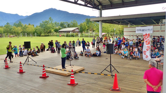 23日は「八色の森健康ウォーキング」が開催されました_c0336902_20394776.jpg