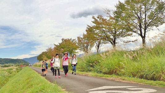 23日は「八色の森健康ウォーキング」が開催されました_c0336902_20395591.jpg