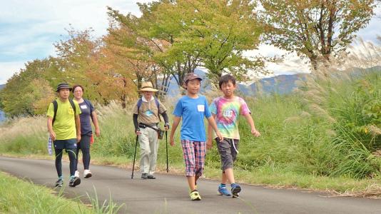 23日は「八色の森健康ウォーキング」が開催されました_c0336902_20395928.jpg